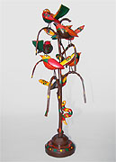 Simmons Style Bird Tree